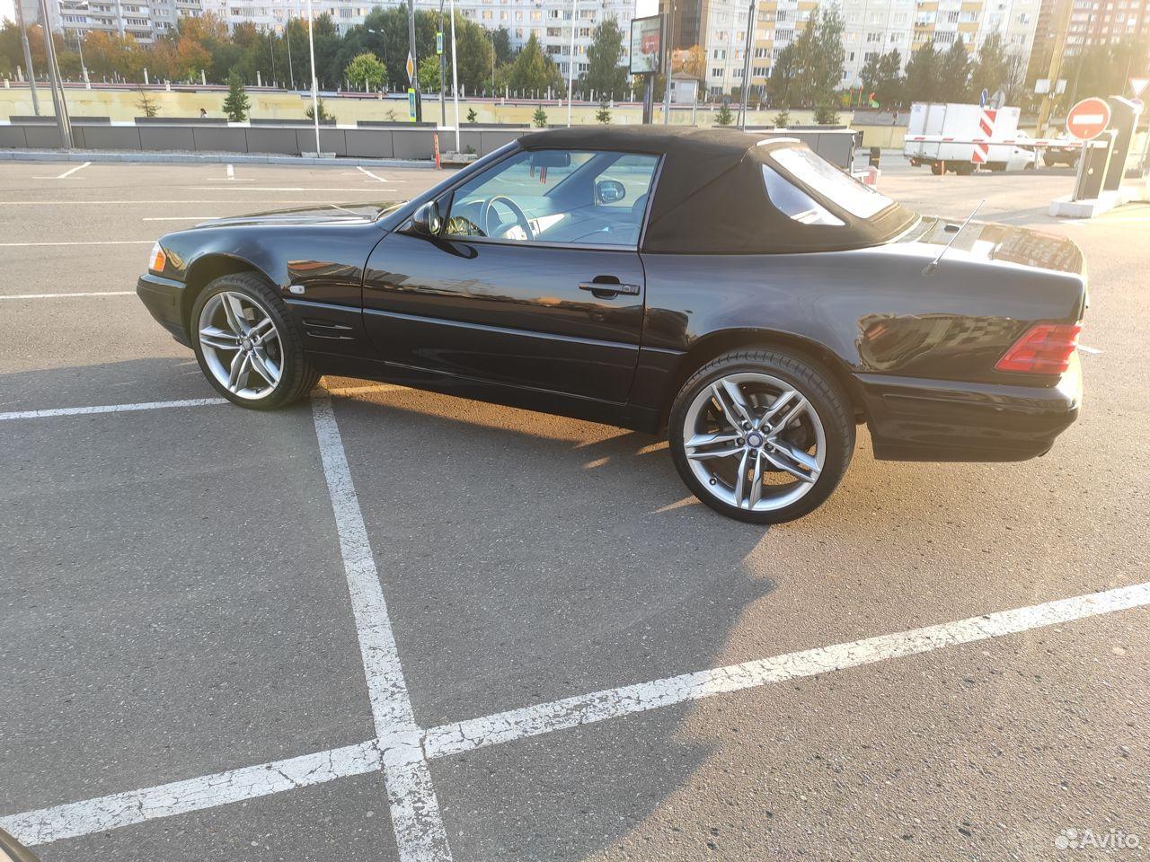 Mercedes-Benz SL-класс, 1999  89584676002 купить 2