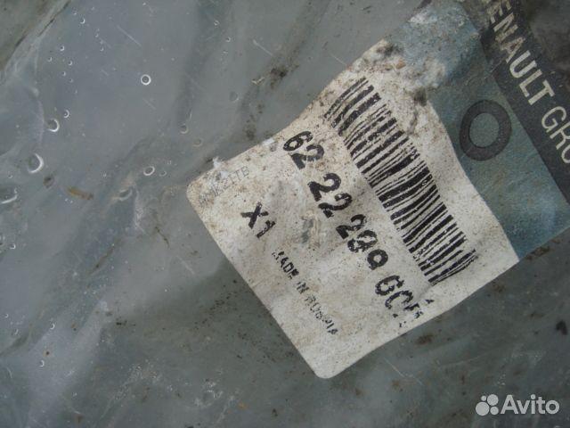 Дастер крепление бампера (нов) правое Duster  89205500007 купить 5