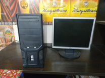 Двухядерный компьютер с моитором