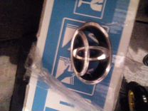 Решетка радиатора на Тойоту премио, заглушка птф