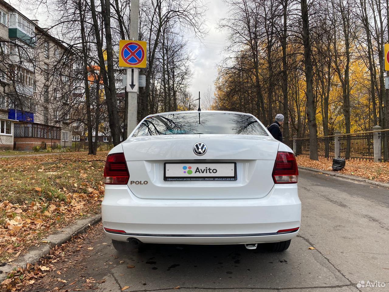 Volkswagen Polo, 2015  89063919707 купить 4