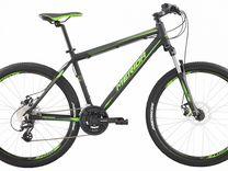 Merida Велосипед Matts 6.15-MD Черный L (2019)