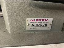 Прямострочная промышленная швейная машина Aurora A
