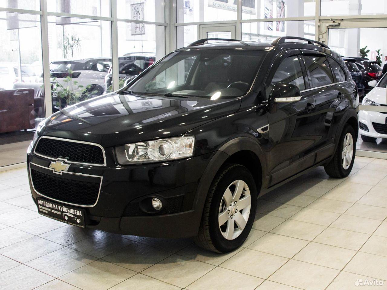 Chevrolet Captiva, 2012  88314107342 купить 1