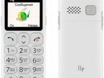 Сотовый телефон Fly-Ezzy 7+ White