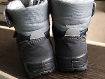Ботинки зимние Alaska