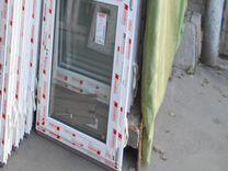 Окна пластиковые 696х902 мм