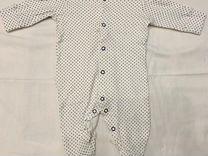 Пижамы Next (хлопок) 0-3 месяца — Детская одежда и обувь в Омске