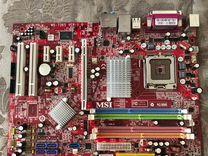 Материнская плата MSI P35 Neo Combo