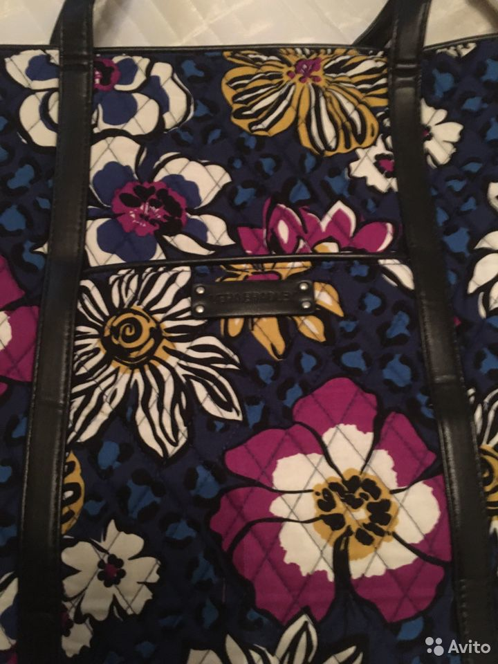 Женская сумка Vera Bradley новая  89122145482 купить 4
