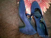 Туфли замша — Одежда, обувь, аксессуары в Геленджике