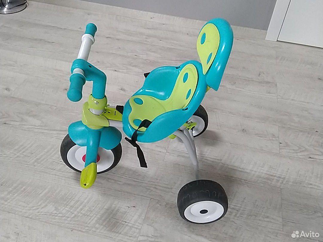 Детский велосипед Smoby Baby driver confort  89005705726 купить 6