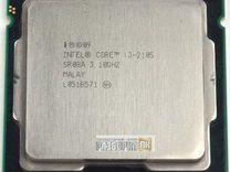 Процессор s1155 Intel Core i3-2105 4 потока