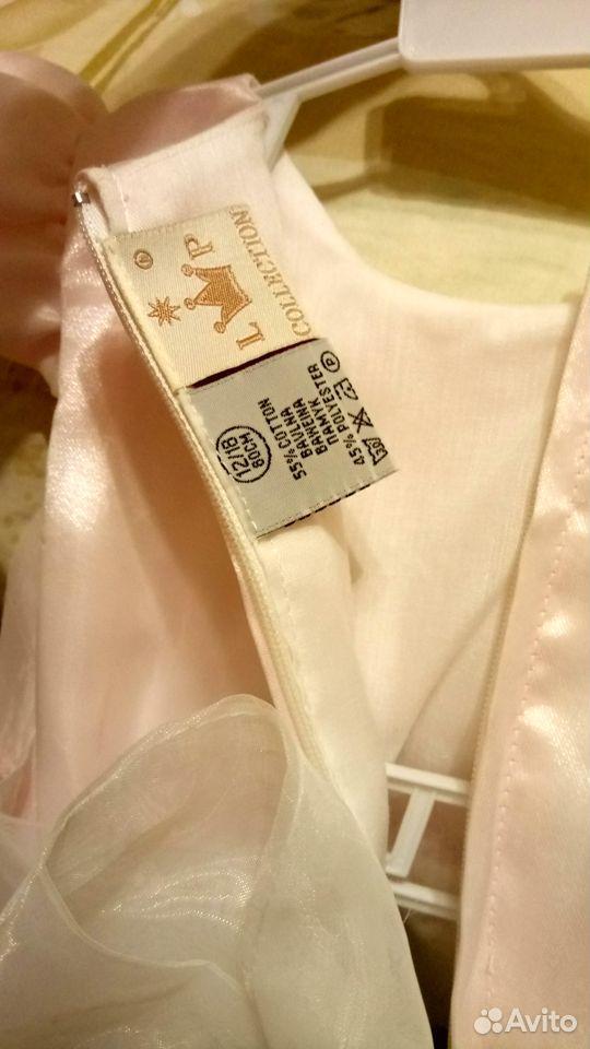 Платье на годик (12-18мес)  89213578617 купить 4