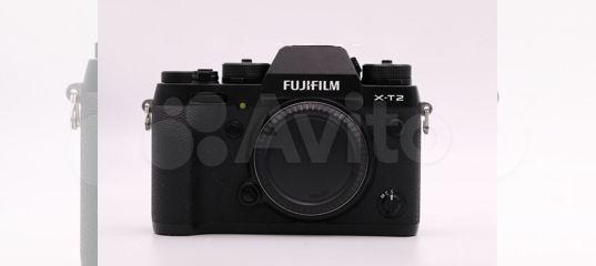 Фотоаппарат Fujifilm X-T2 body купить в Пермском крае с доставкой   Бытовая электроника   Авито