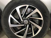 Оригинальные диски для VW Tiguan 17 5*112 et 40