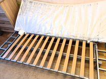 Диван-кровать IKEA bedinge в хорошем состоянии