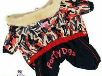 Одежда для собак. Комбинезон