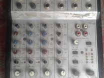 Микшерный пульт мх 602А