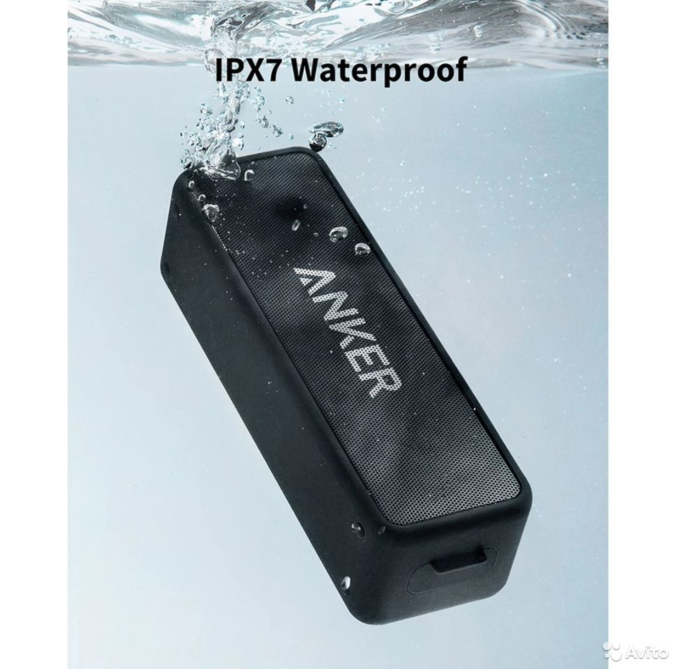 Bluetooth-колонка Anker SoundCore 2  89195637175 купить 3