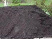 Чернозём, торф, плодородный грунт с доставкой