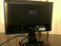 """Монитор 15,6"""" AOC 1619Swa — Товары для компьютера в Вологде"""