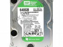 Жесткий диск 640 gb
