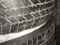 Шины R18 265/60 Bridgestone Dueler