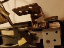 Левая петля ноубука asus серий N52 N61