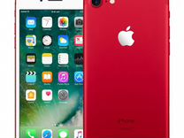 iPhone 7 red 32gb