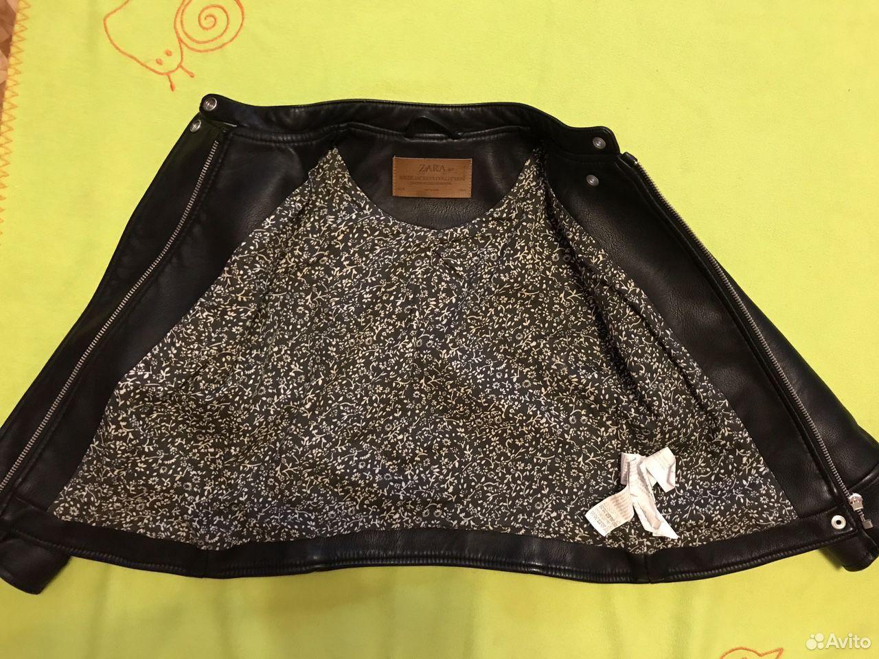 Куртка на девочку Zara  89012773175 купить 2