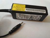 Блок питания для ультрабуков SAMSUNG 19V 2.1A