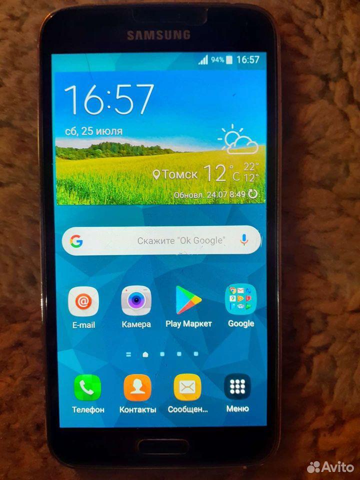 Телефон Samsung s5  89234577475 купить 1