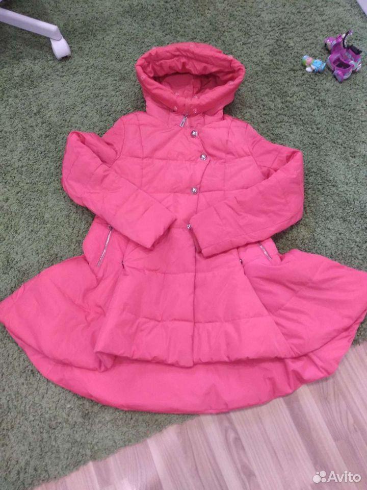 Пальто для девочки рост 155  89533028867 купить 2