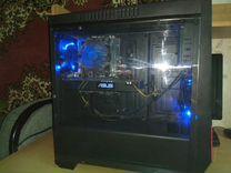 Игровой компьютер на i5 + turbo-GTX1060-6G