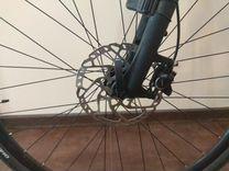 Велосипед Giant Roam Disc 2 2018 + супер обвес
