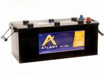 Аккумулятор Atlant 190а/ч бесплатная доставка, гар