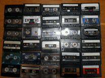 Аудиокассеты диски пласты и др